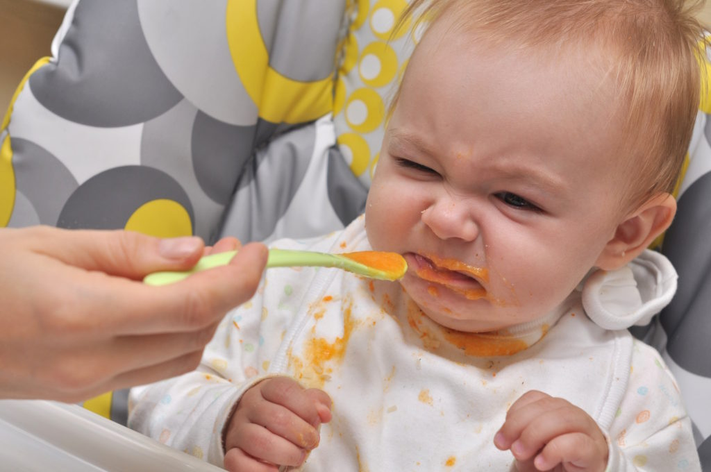 How to handle a fussy eater child - Being Happy Mom