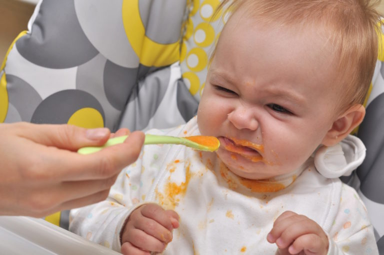Fussy Eater Baby