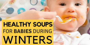 healthy soups for baby