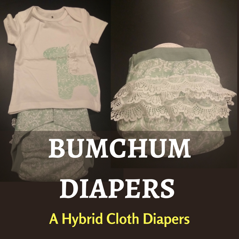 BumChum Diapers Review – A Hybrid Cloth Diapers