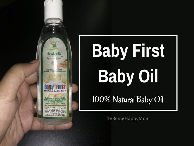 Natural ways to keep your baby's skin healthy – Baby First Baby Oil Review