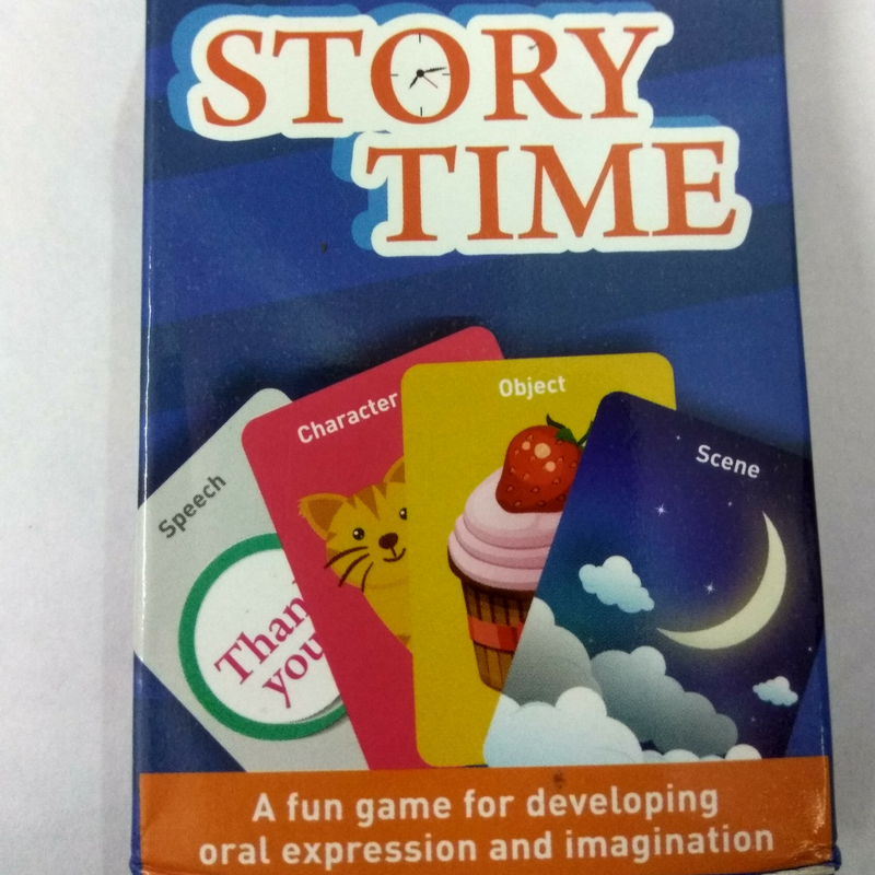 Storytime Travel Cards Game by TrunkWorks
