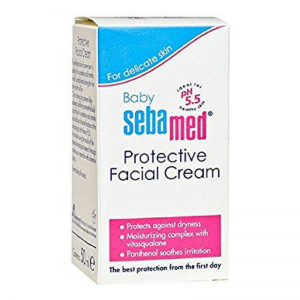 Sebamed protective facial cream