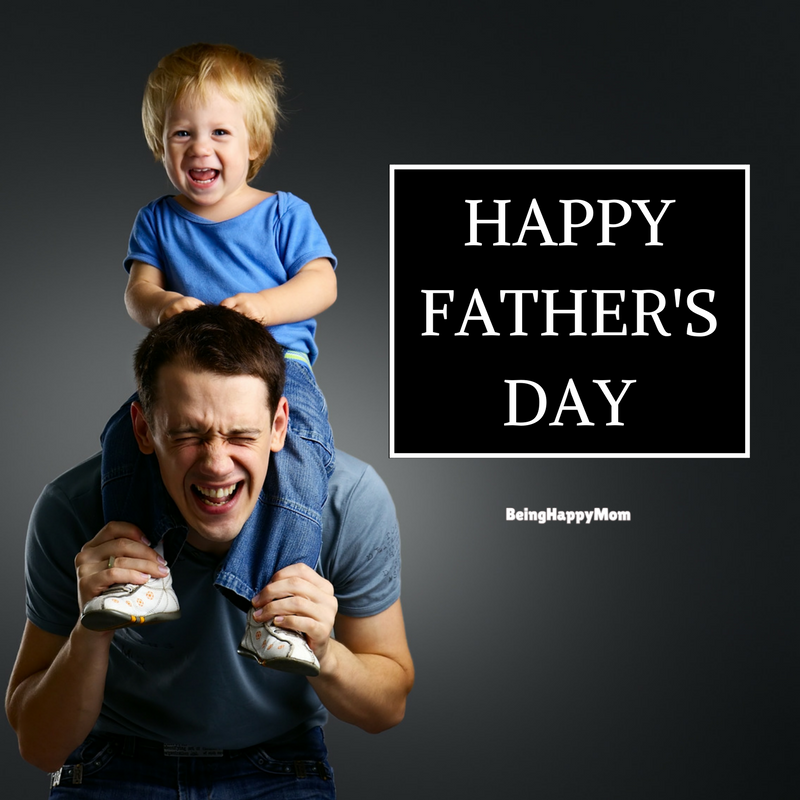 On This Father's Day, Let Your Dad Know What He Means To You