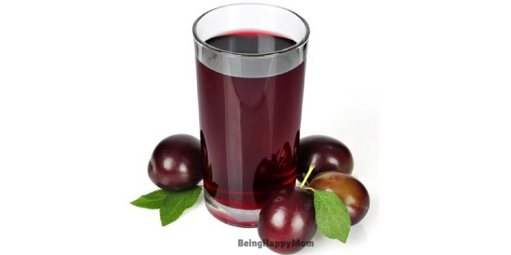 Prune Juice in Constipation