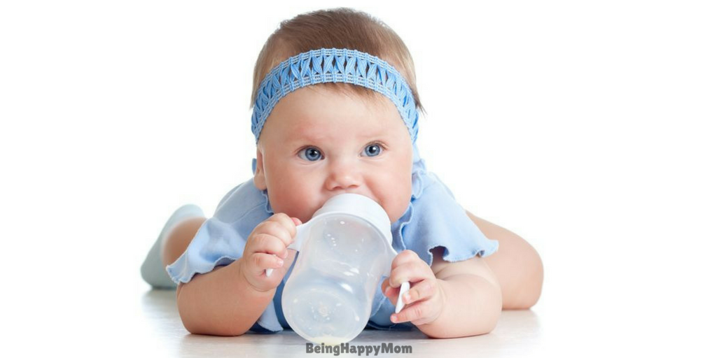 Fluid Intake in constipation in babies