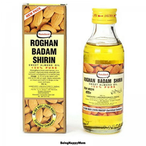 Hamdard Roghan Badam Shirin Sweet Almond Oil