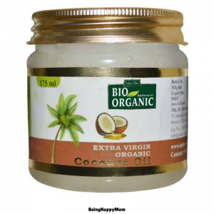 Bio Organic Extra Virgin Coconut Oil