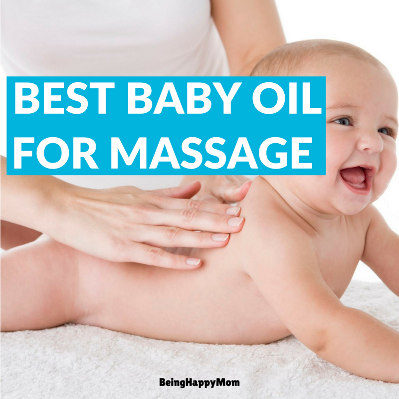 15 Best Baby Oil For Massage