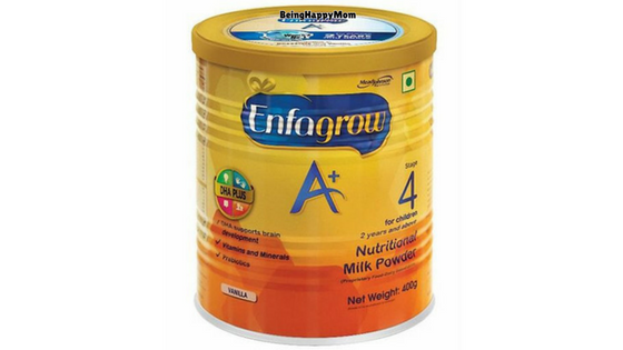 Enfagrow A+ Nutritional Milk Powder