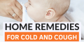 home remedies for cold and cough in babies