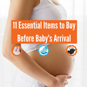 11 Essential Items Which You Need To Buy Before Bringing Your Baby Home From Hospital