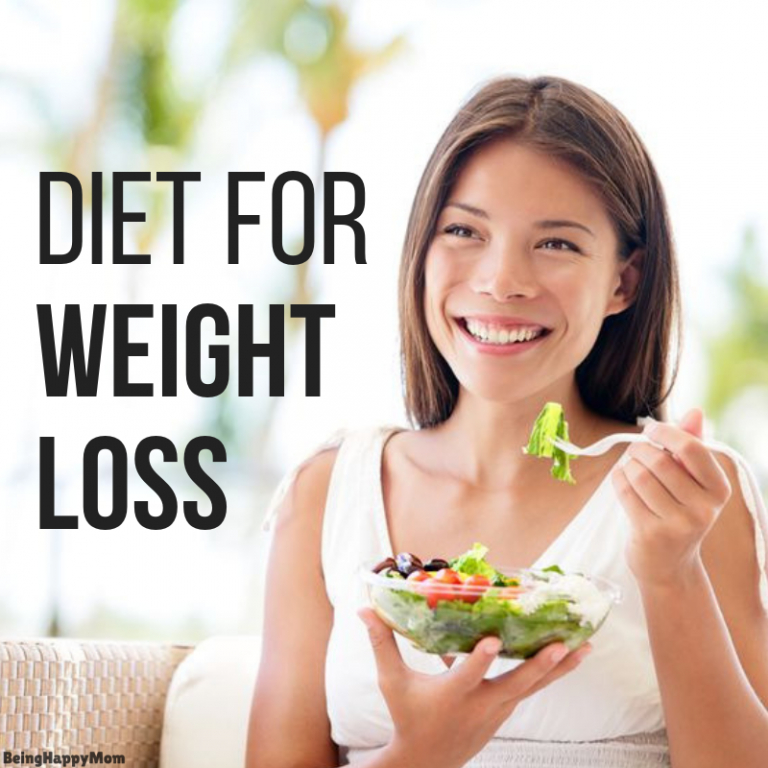 Diet For Weight Loss in 7 days