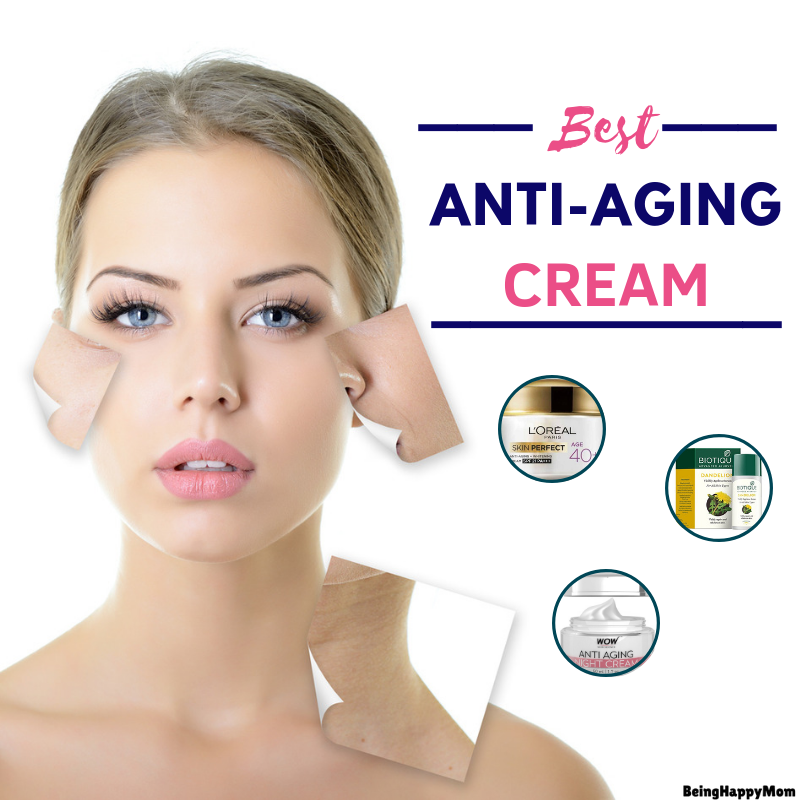 11 Best Anti-Aging Creams in India