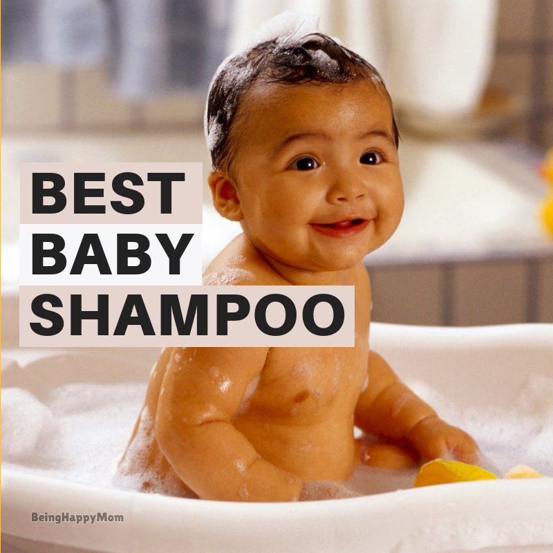 13 Best Baby Shampoo in India