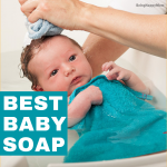 best baby soap