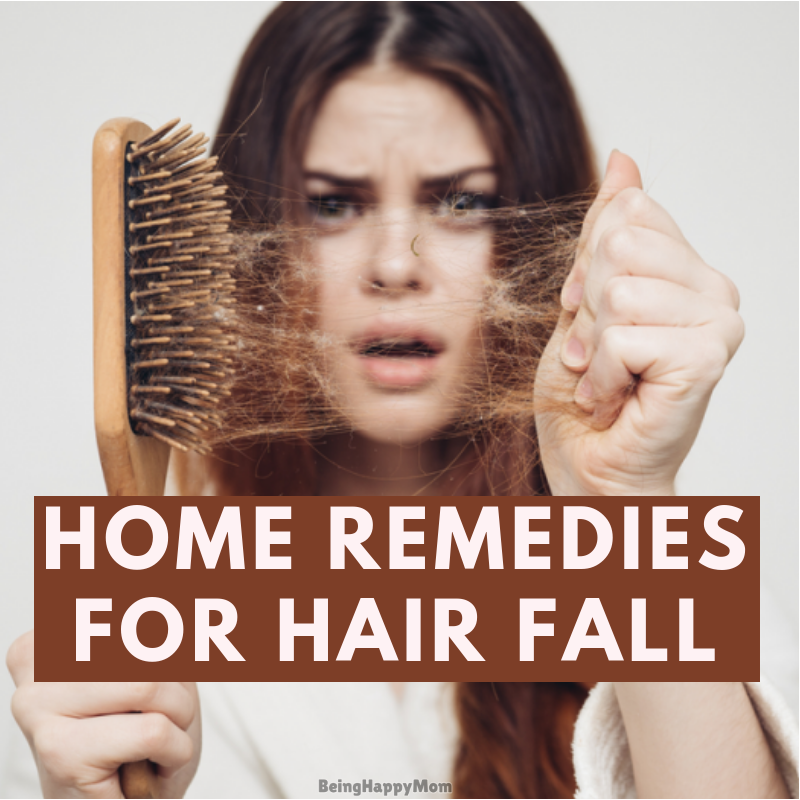 9 Best Home Remedies to Stop Hair Fall Immediately in 2021
