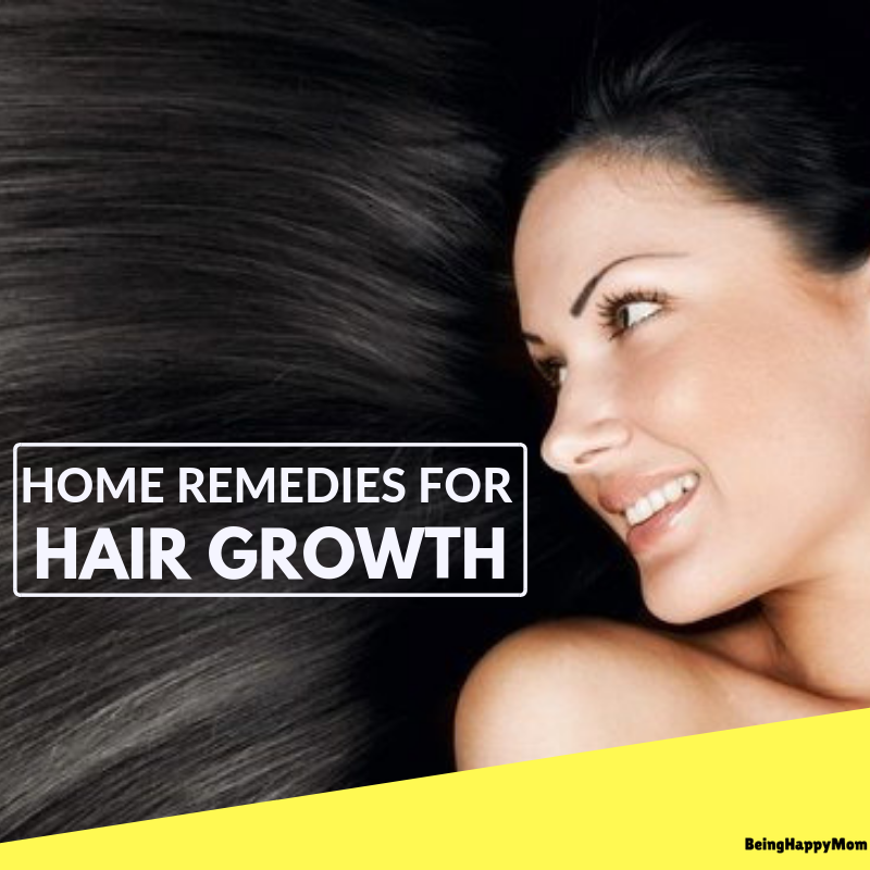 13 Best Home Remedies For Hair Growth & Thickness for Woman in 2020