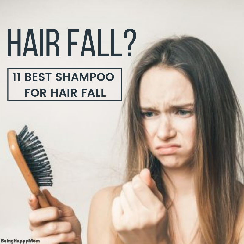 11 Best Shampoo For Hair Fall in India 2020 (Review & Comparison)