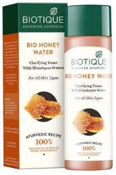 Biotique Bio Honey Water Clarifying Toner