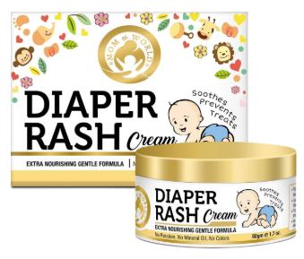 Mom & World Baby Diaper Rash Cream