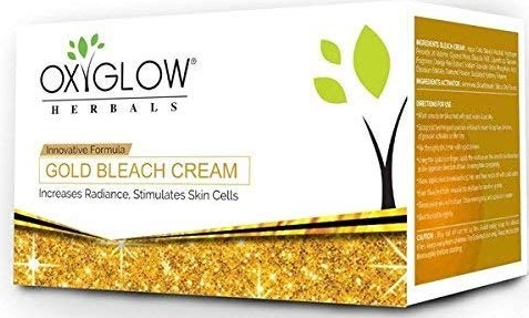 Oxyglow Golden Bleach Cream