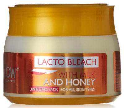 Oxyglow Golden Glow Lacto Bleach