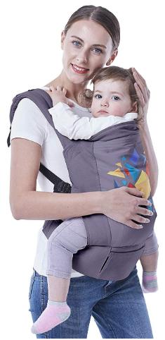 R for Rabbit Hug Me Elite - The Ergonomic Baby Carrier
