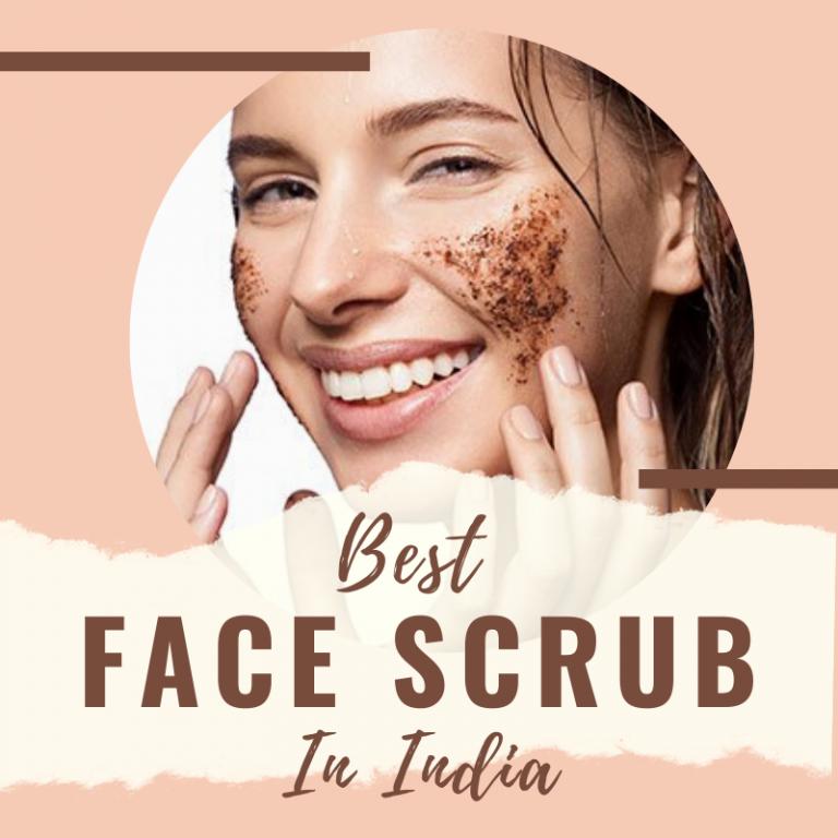 best face scrub in india