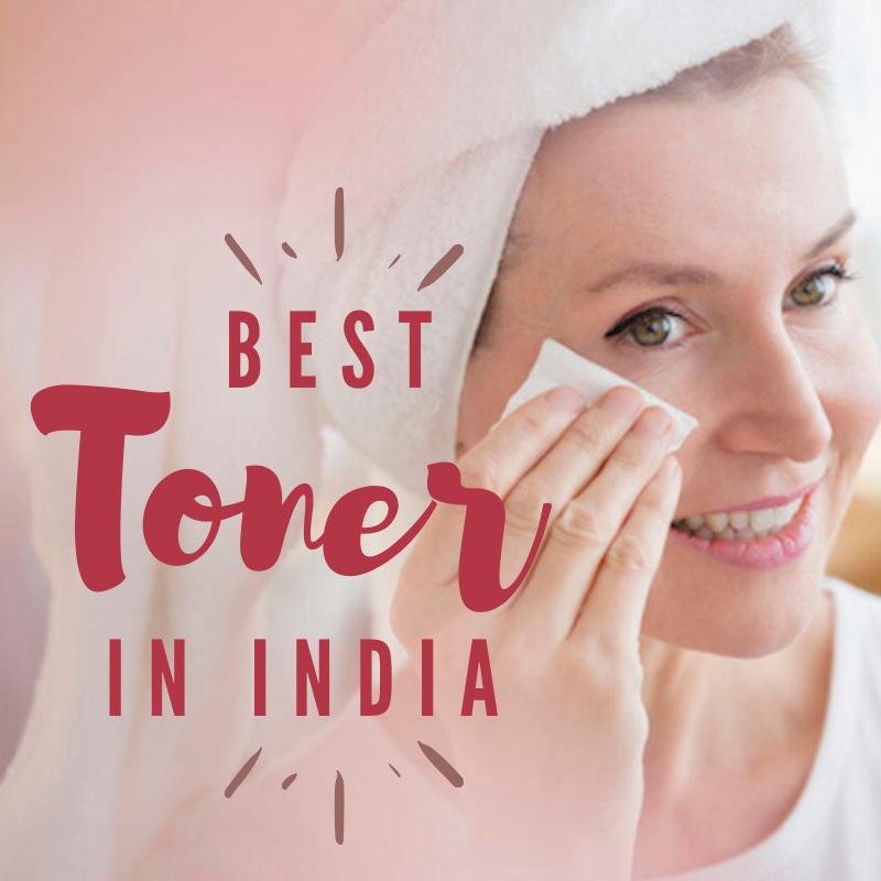 best toner in india
