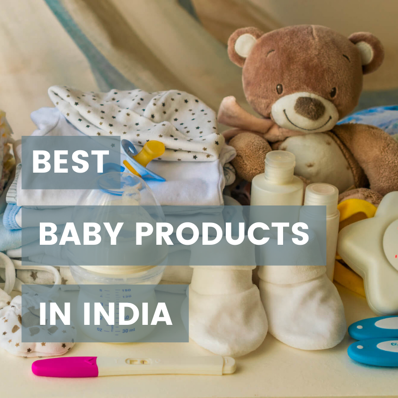 29 Best Baby Products in India 2020  (Review & Comparison)
