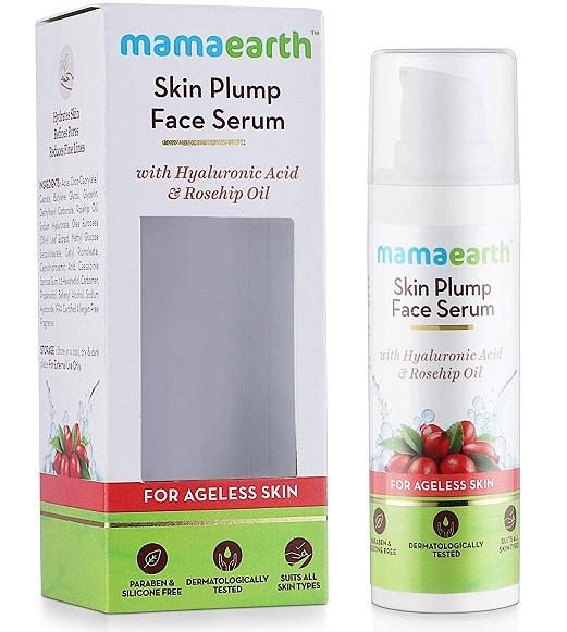 Mamaearth Skin Plump Face Serum