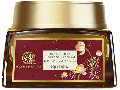 forest essential soundarya radiance cream SPF